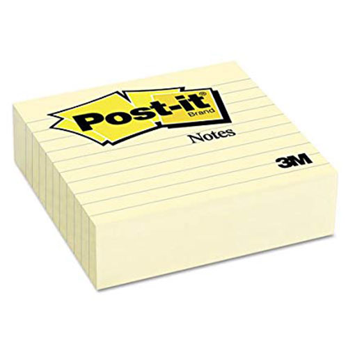 Giấy ghi chú post- it 3M 675YL 4in x 4in